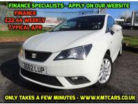 2012 Seat Ibiza 1.4 16V Sport Coupe SE - Full Service History - KMT Cars