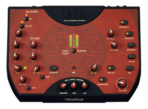 Mindprint TRIO Digital Interface