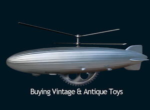 Buying Vintage & Antique Toys
