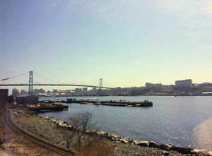 Beautiful Waterfront View Available in May!