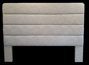 Custom Fabric Head Boards - WHITBY (Upholstered Headboards)