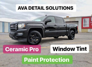 WINDOW TINT-CERAMIC PRO-PAINT PROTECTION-PROMO! CALL NOW!