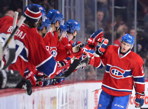 LAST MINUTE SALE Montreal Canadiens hockey game TONIGHT IN RED!!