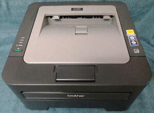HL-2240 Brother Laser Printer with manual & CD drivers