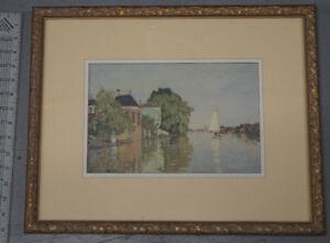 Selection of Framed Art & Frames