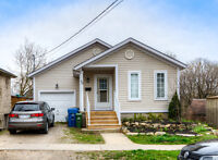 Very Large Beatiful -2600 sq ft Bungalow with a walk out!!
