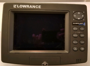 Lowrance Marine Globalmap 6500C incl all accessories
