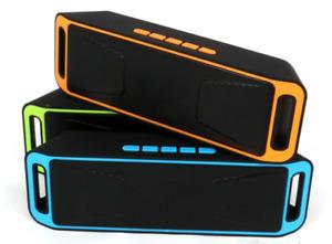 Haut parleur stereo pour tout telephone et tablette bluetooth