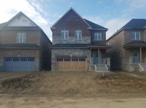 INNISFIL BRAND NEW DETACHED HOUSE 4BD/4BTHRM