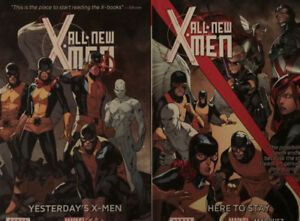 Comic Book Hardcovers for sale. All-New  X-Men