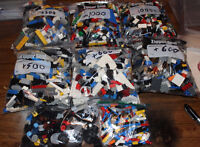 HUGE LOT OF OVER 4500 PIECES OF LEGO
