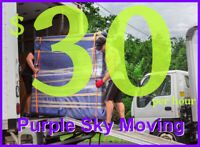 Toronto and GTA --- MOVERS / MOVING --- CHEAP --- $30 per hour