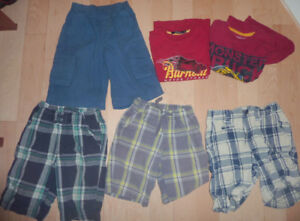 6-piece spring, summer clothes,size 6T