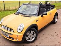 Mini 1.6 One Pepper**Convertible**Just 46900 Miles 1Former Owner!**