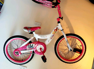 Girls youth bike good condition!