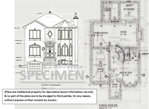 Architectural Engineering Plans and Drawings