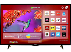 """50"""" Smart Hitachi TV with Free Delivery"""
