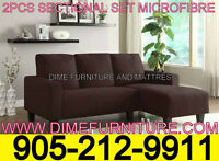 NO TAX 2PCS SECTIONAL SET NOW ONLY $399