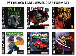 Looking for Playstation Games (aka. PS1, PSOne, PSX, PS2) Gatineau Ottawa / Gatineau Area image 1