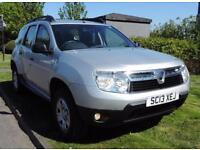 2013 Dacia Duster 1.5 dCi Ambiance 4X4 5dr