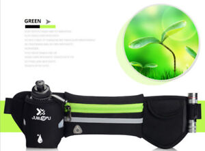 WonSystem SweatProof Running Waist Packs (Green)