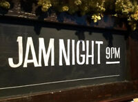 Jam nights at Tribute bar and lounge downstairs of Klub krome