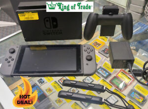 Nintendo Switch (and more!)  - King of Trade