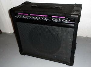 Crate Stealth 50, All Tube amp, excellent shape, made in USA