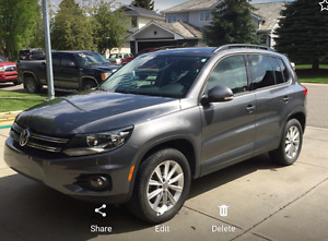 2012 Volkswagen Tiguan Comfortline SUV, Crossover *REDUCED*