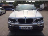 BMW X5. SPORT. LOW MILEAGE 120 k. HPI CLEAR.