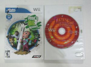 Mixed Wii Games for only $4 each