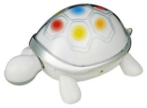 Hasbro I-Turtle White Turtle Speaker for MP3 & iPod Lights Up