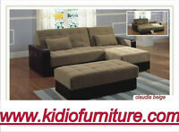 3pcs Sectional Sofa Bed With Storage In All Pcs Lowest Prices
