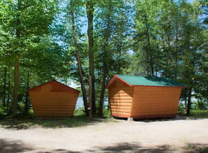 Prime Waterfront Cabins Just $400/Week. Ottawa Valley.