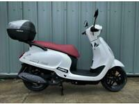 SYM FIDDLE 50cc E5 Modern Retro Classic Scooter Moped Learner Legal For Sale