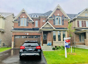 ONE YEAR NEW HOUSE FOR LEASE BACK TO TREE WALKOUT-BARRIE