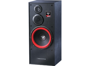 Cerwin-Vega VE-12F 3-way Tower Speakers - 2 speakers (1 pair)