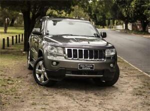 2012 Jeep Grand Cherokee OVERLAND (4x4)
