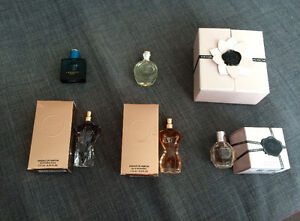 NEW perfume minatures (Flowerbombs are sold)