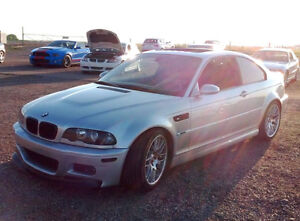 2005 BMW M3 Coupe TiAg 6MT