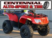 Brand-New 2015 Arctic Cat 500 4X4, ONLY $5499* 5 Available