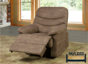 NEW ★ Rocker Recliners ★ Rock bottom prices! ★ Can Deliver