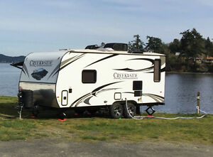 2015 Outdoors RV CREEKSIDE 20FQ