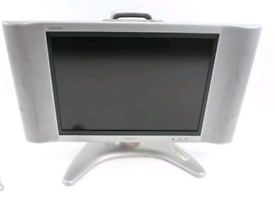 Sharp Aquos analogue television - fully working