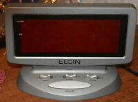 Elgin Electric Alarm Clock