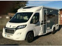 Peugeot Boxer Elddis Accordo 125 Compact Coachbuilt Motorhome