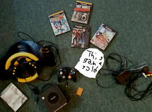 GAME CUBE SYSTEM (WELL MAINTAINED)