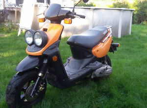 Scooter à vendre 800$ - YAMAHA YW50 2006