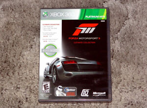 Forza Motorsport 3 Ultimate Collection (Xbox360)