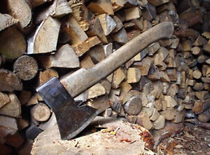 1st come 1st serve - Dry Firewood, split and ready to burn